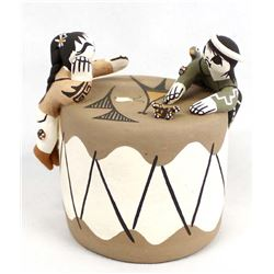 Acoma Folk Art Pottery by Marilyn Ray