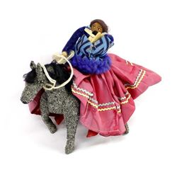 Navajo Cloth Doll