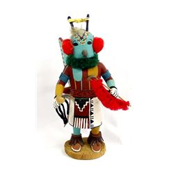 Native American Hopi-Navajo Kachina by L. Multine
