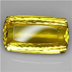 Natural Lemon Citrine Gemstone 109.25 Carats - VVS