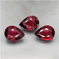 Natural Cherry Pink Rhodolite Garnet 7x5 MM