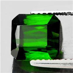 Natural AAA Chrome Green Tourmaline 3.02 Ct - VVS