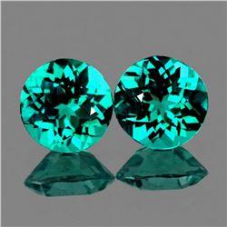 Natural Paraiba Green Blue Apatite 8.00 MM - VVS