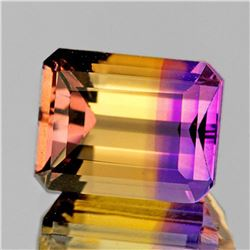 NATURAL TOP ANAHI AMETRINE 61x12 MM - Flawless