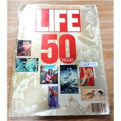 SPECIAL ANNIVERSARY 50 YEAR LIFE MAGAZINE