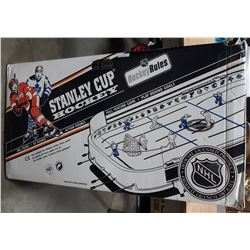 NHL STANLEY CUP HOCKEY TABLE