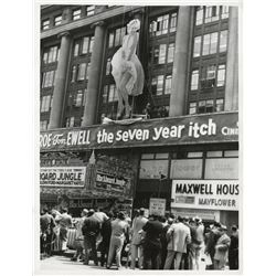 The Seven Year Itch extensive archive of Marilyn Monroe agent Charles K. Feldman's (1000+) items.