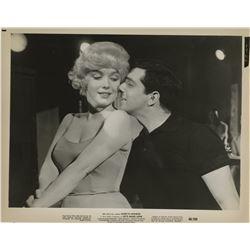 Marilyn Monroe (7) photographs from Let's Make Love.