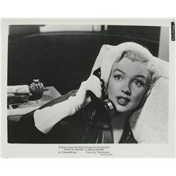 Marilyn Monroe (9) photographs spanning her career from Dangerous Years to The Misfits.