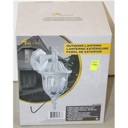 NEW GALAXY OUTDOOR LANTERN 301130WH