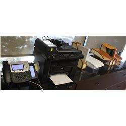 HP LASER JET PRINTER AND DIGIUM PHONE