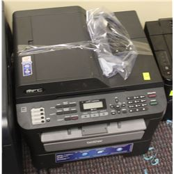 BROTHER MFC-7460DN PRINTER WITH SCANNER