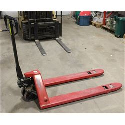 """SHIPPERS SUPPLY 27"""" X 48"""" PALLET JACK"""