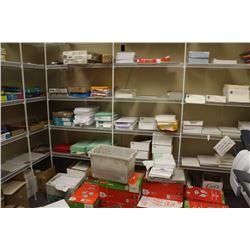 LARGE LOT OF ASSORTED PAPER
