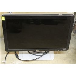 "18"" HP FLAT SCREEN MONITOR"