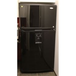 WHIRLPOOL GOLD (BLACK) REFRIGERATOR/FREEZER