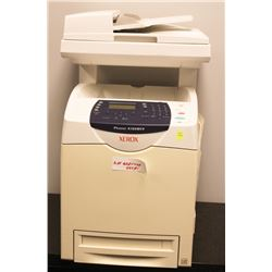 XEROX PHASER 6180 MFP COMMERCIAL PRINTER