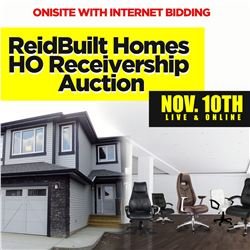 VISIT OUR WEBSITE FOR A LIST OF UPCOMING AUCTIONS
