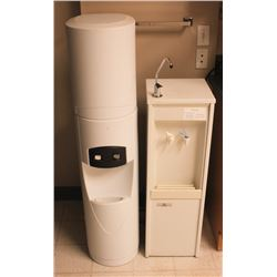LOT OF 2 WATER DISPENSERS
