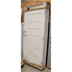 """SINGLE ENTRY DOOR WITH FRAME 33.5"""" X 82"""""""
