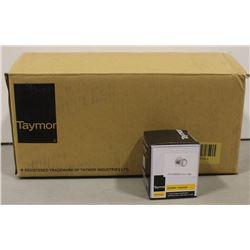 BOX OF 20 NEW TAYMOR VILLA DUMMY KNOBS