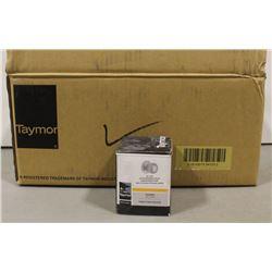BOX OF 18 NEW TAYMOR VILLA DUMMY KNOBS