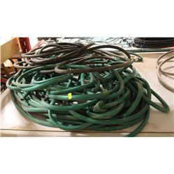 LOT OF ASSORTED HOSES