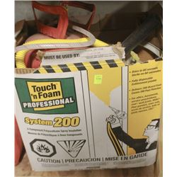 TOUCH N FOAM PROFESSIONAL SYSTEM 200