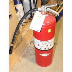 20 POUND DRY CHEMICAL FIRE EXTINGUISHER