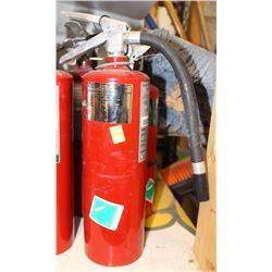 5 POUND DRY CHEMICAL FIRE EXTINGUISHER
