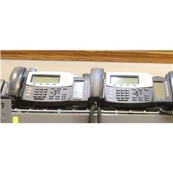 LOT OF 2 DIGIUM OFFICE PHONES