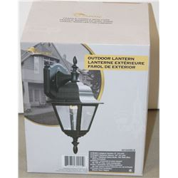 NEW GALAXY OUTDOOR LANTERN 301020BLK