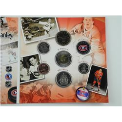 2006 Montreal Canadiens: NHL Coin Set with 25-cent