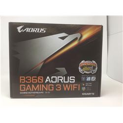 AorusGigabyte Intel B360Socket Gaming 3 Motherboard