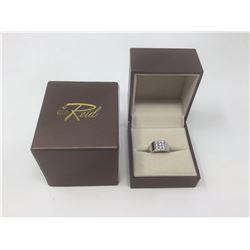 Reid Diamond Merchant Ring