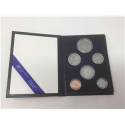 Royal Canadian Mint Canada 1984 5-Coin Set