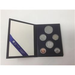 Royal Canadian Mint Canada 1982 5-Coin Set