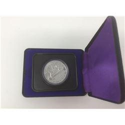 Canada 1976 Silver Dollar