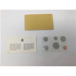 Canada 1969 Uncirculated 5-Coin Set