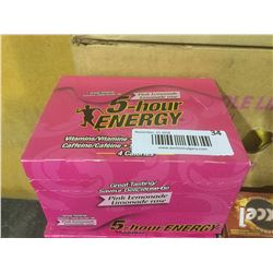 5-Hour Energy Pink Lemonade (12 x 57mL)