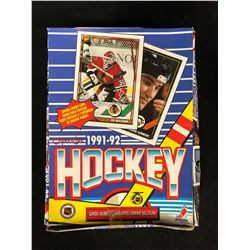 1991-92 O-PEE-CHEE HOCKEY BOX