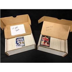 HOCKEY TRADING CARDS LOT (1993 UPPER DECK/  PINNACLE...)