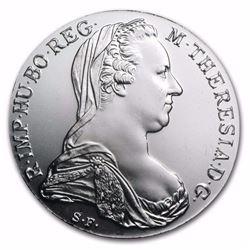 1780 Austria Maria Theresa Silver Thaler BU MS-64