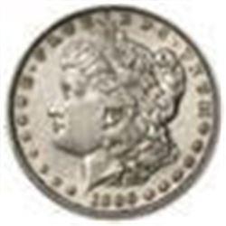 1886-S Morgan Dollar BU RARE DATE