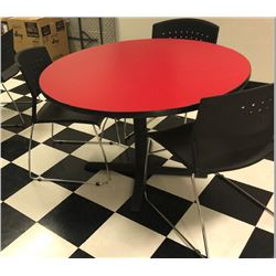 "42"" ROUND BREAK ROOM TABLE"