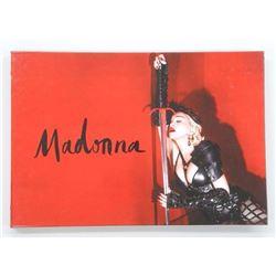 Madonna - VIP Collector Book with Memorabilia 'Reb