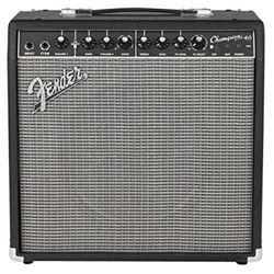 Fender Champion 40, Guitar Amplifier, Black