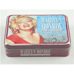 Marilyn Monroe Special Edition Card Set.