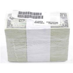 Scarce - Original US Treasury Brick. Original Pack