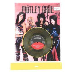 """Motley Crueξ""""Smokin' In The Boys Room"""" Display."""